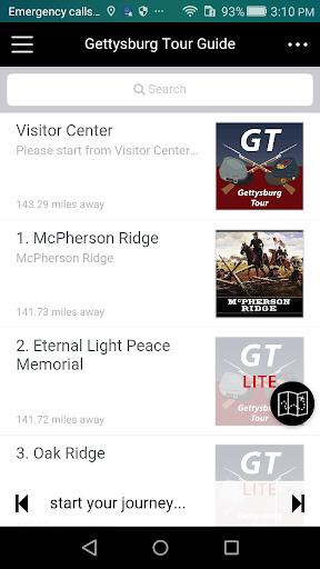 Gettysburg Tour Guide  screenshots 1