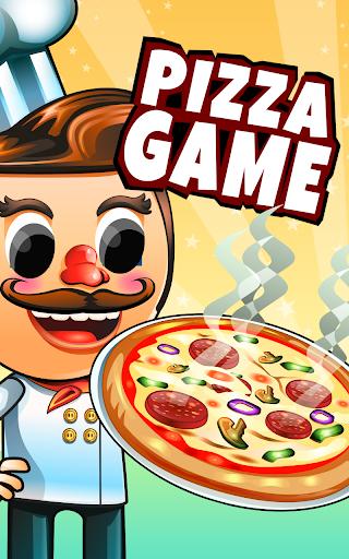 レストラン - ピザゲーム