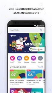 Vidio – Nonton Video & TV Indonesia SCTV, Indosiar 8