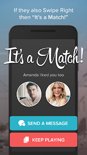 Tinder- screenshot thumbnail