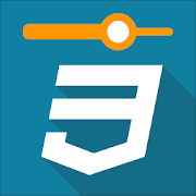 App Icon for CSS Playground App in Czech Republic Google Play Store