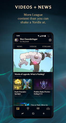 League Friends 1.7.5 gameplay   AndroidFC 2