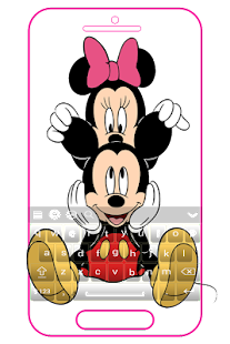 Puzzle for Mickey & Minnie Free - náhled