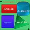 Geometry Formula Eazy Learn