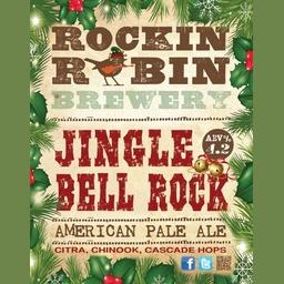 Logo of Rockin Robin Jingle Bell Rock