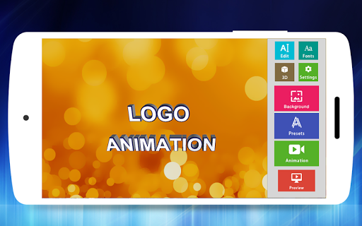 3D Text Animator - Intro Maker, 3D Logo Animation  screenshots 6