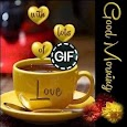 Morning Animated Images Gif icon