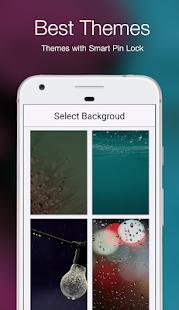 Smart Screen Lock - Pin Lock - náhled