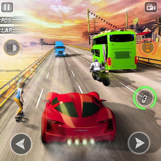 Highway Traffic Racers Google Play Də Tətbiqlər