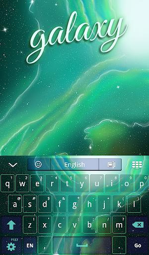 Galaxy Theme Keyboard
