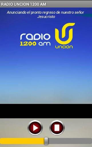 Radio Unción 1200 AM