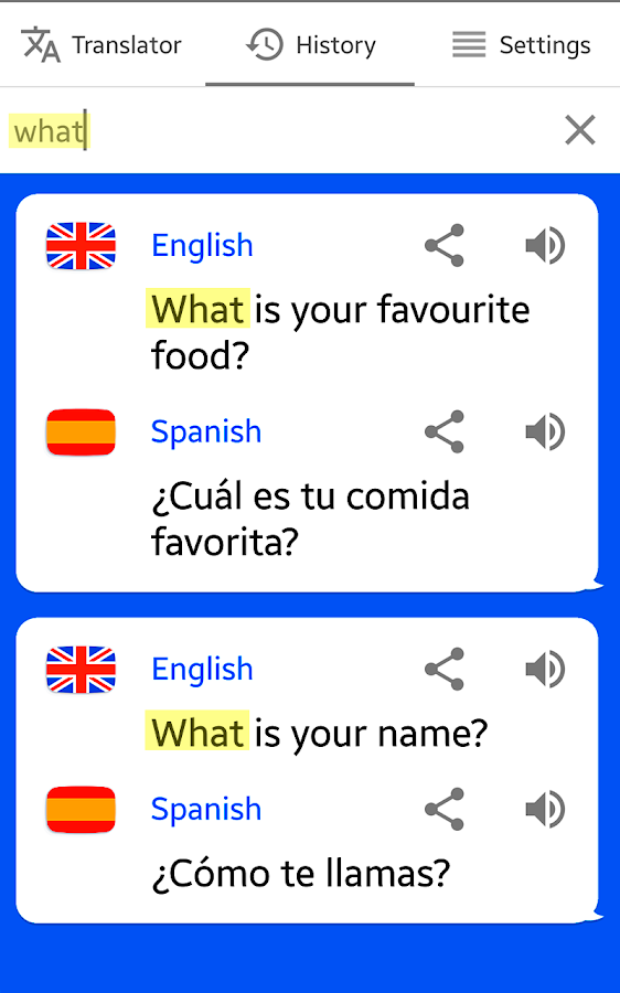 how to change google to english from spanish