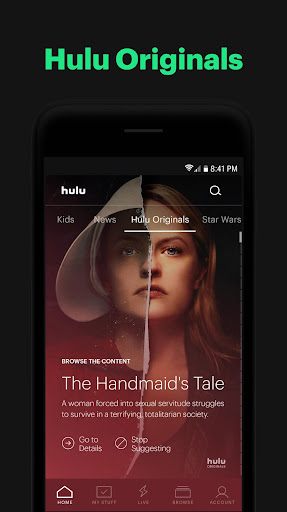 Hulu: Stream TV, Movies & more 3.46.0.250665 screenshots 1