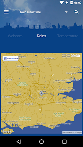 London Weather screenshot 3