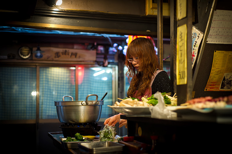 Photo: Polite cook