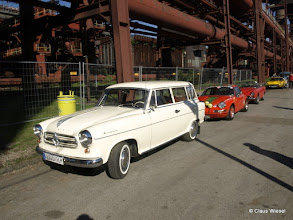 Photo: Borgward
