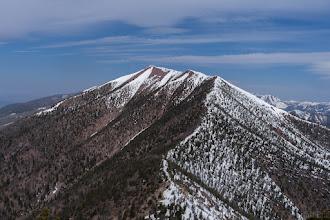Photo: Bear Mountain from Peak 10,112