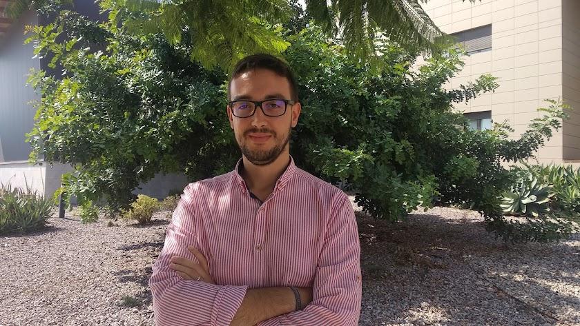 José Roberto Salas, en la UAL