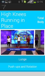 Scientific 7 Minute Workout - screenshot thumbnail