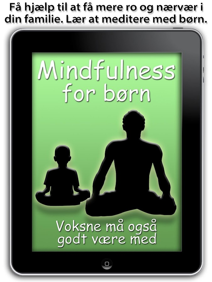Mindfulness for Børn – screenshot