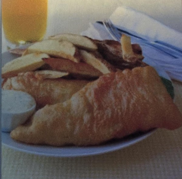 Super Crispy Fish And Chips Recipe