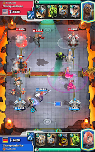 Champion Strike: Hero Clash Battle Arena Screenshot