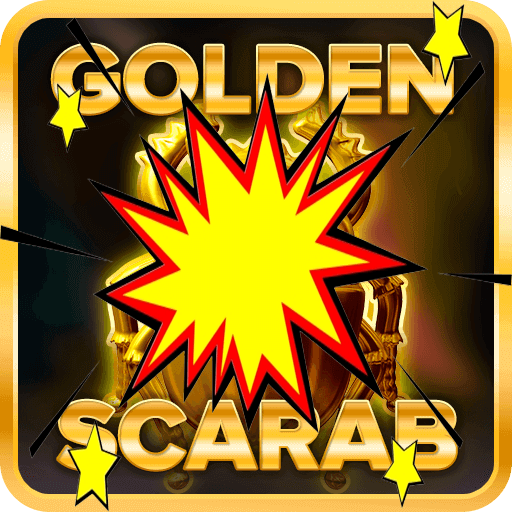 Golden Scarabey
