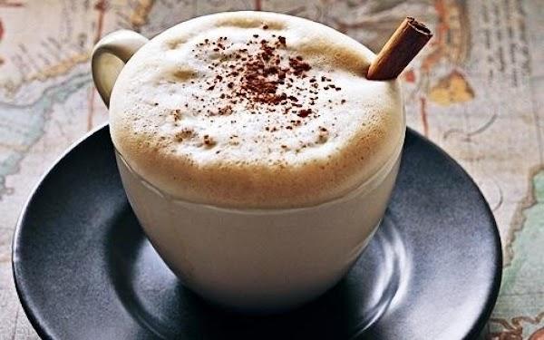 Milky Way Cappuccino Recipe