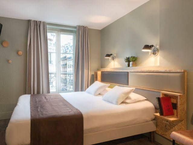 BASS HOTEL (EX MY HOTEL IN FRANCE MONTMARTRE)