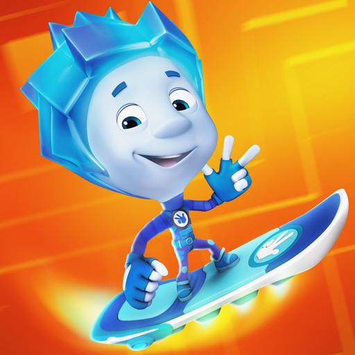 Fixie Fly endless runner games 街機 App LOGO-硬是要APP