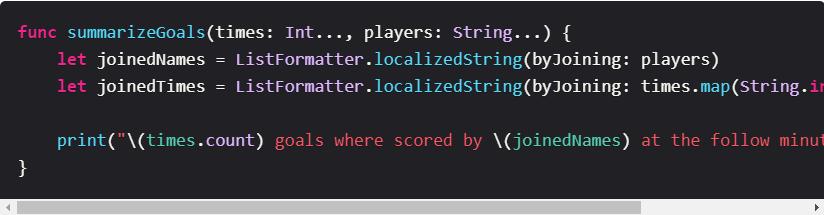 programming language code