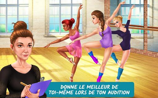Histoires d'école de danse – Du rêve à la réalité  captures d'écran 1