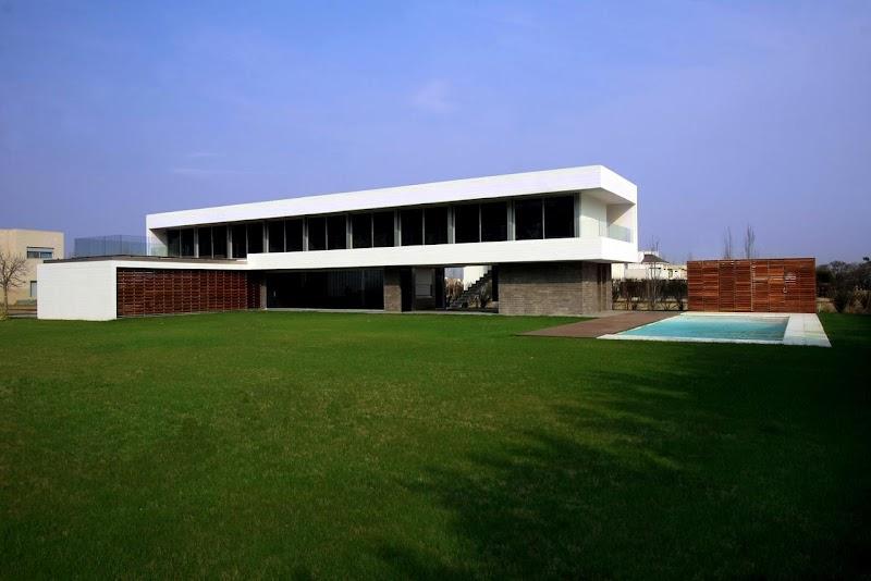 Casa K87 - Beltramone I Ponzellini Arquitectos