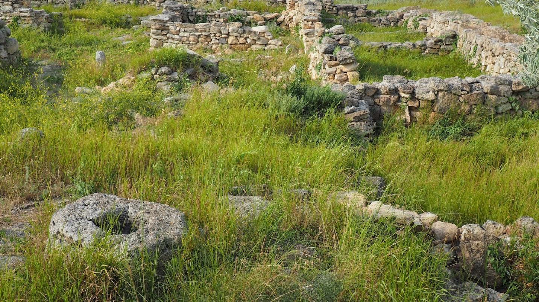 Беляус Памятник древней истории Крыма Греко-скифское городище