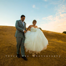 Wedding photographer Terry Way (terrywayphotogr). Photo of 07.10.2015