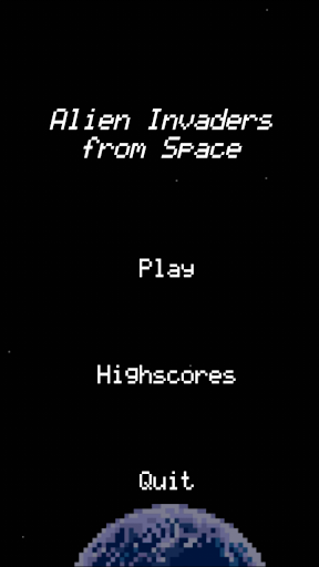 Classic Space Invaders Free
