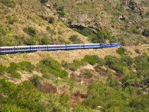 Photo: Blue Train