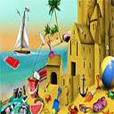 Sand Castle Hidden Objects