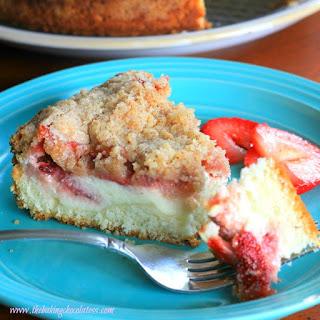 Strawberry Cream Cheese Coffee Cake.