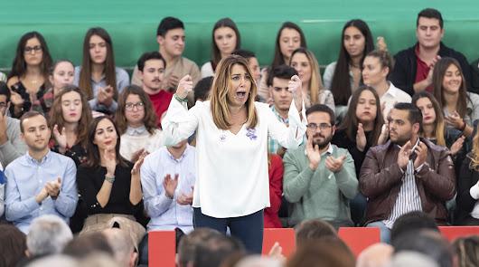 Y tras Madrid, primarias en el PSOE de Andalucía