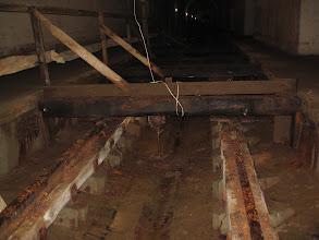 Photo: Podkłady kolejowe