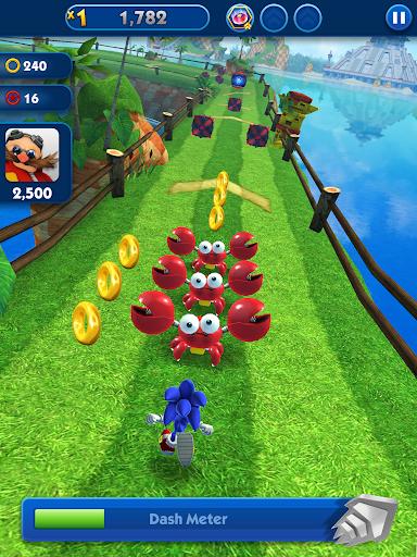 Sonic Dash - Endless Running & Racing Game 4.13.0 Screenshots 9