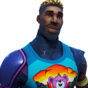Brite Gunner Fortnite Skin HD Wallpapers