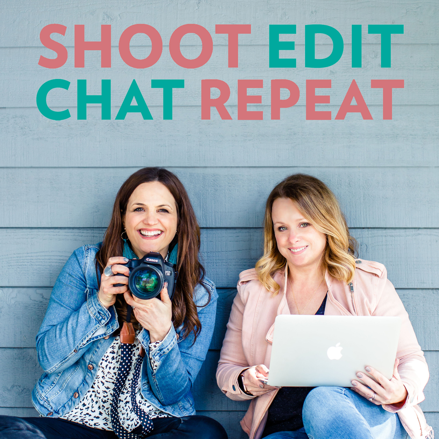 Shoot Edit Chat Repeat | The podcast for people photographers