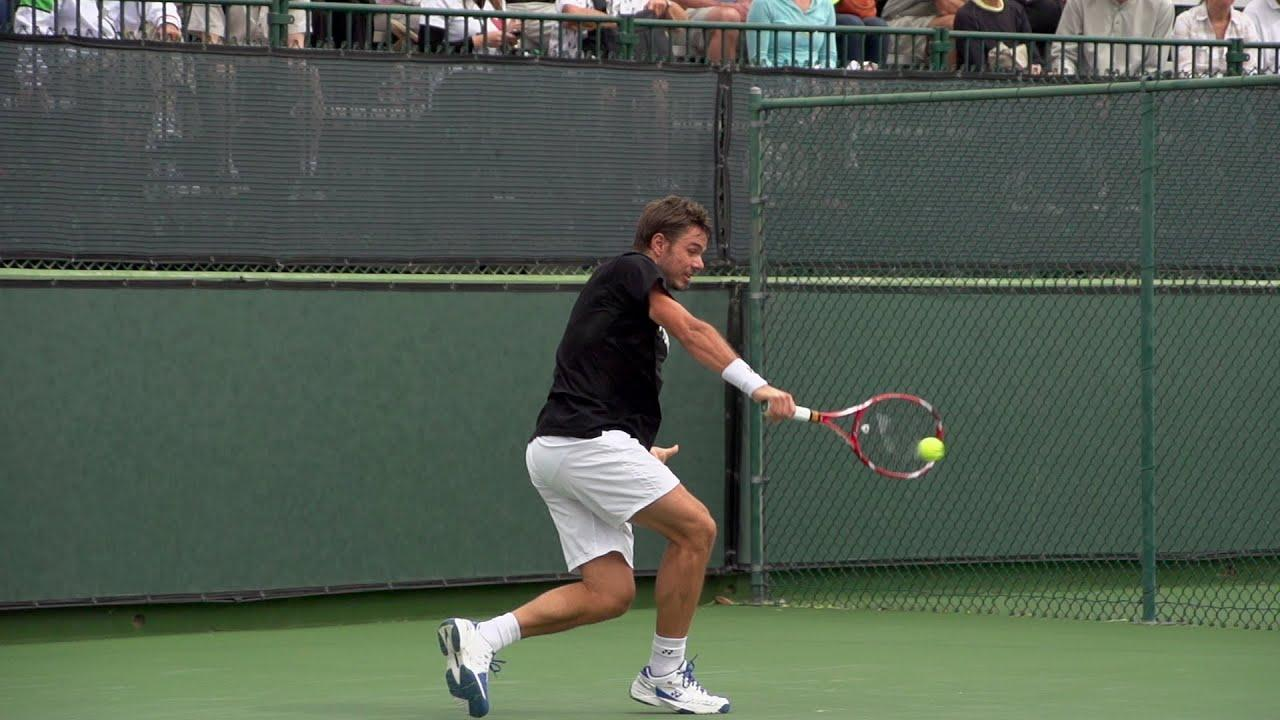 Tennis Players With The Best One-Handed Backhand