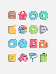Olympia – Icon Pack (MOD, Paid) v1.2 1