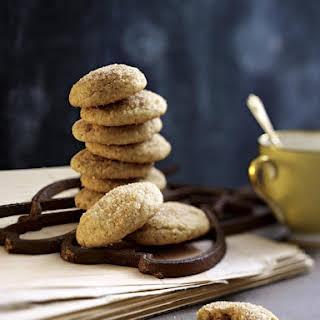 Snicker Doodle Cookies.