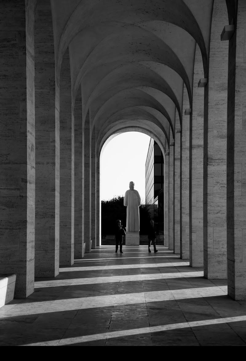Sunbeams and Shadows di FabrizioTedeschi_Ph