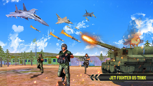 Air Force Jet Fighter Combat 3d for PC