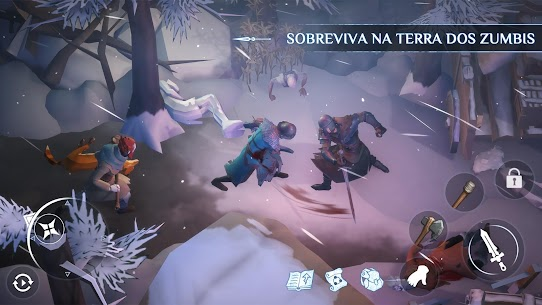 Winter Survival Apk Mod God Mod 3